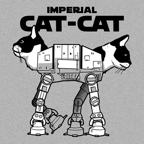 Star Wars CAT-CAT Tshirt