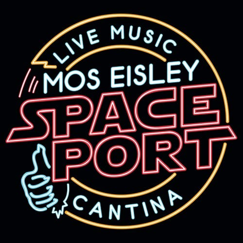 Star Wars Mos Eisley Spaceport Tshirt