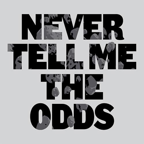 Star Wars Never Tell Me The Odds Tshirt