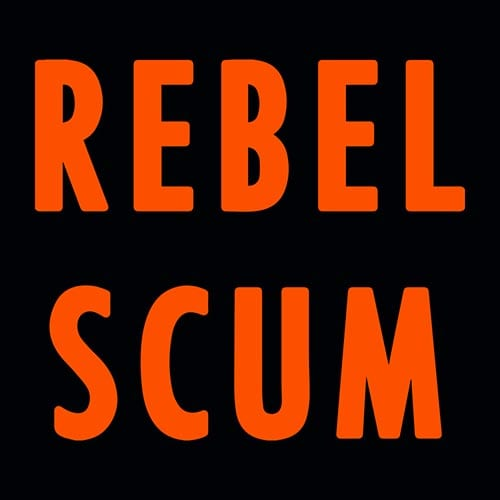 Star Wars Rebel Scum Tshirt