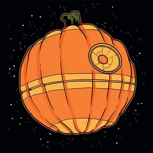 Star Wars That's No Pumpkin Tshirt