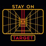 Stay on Target Star Wars T-shirt